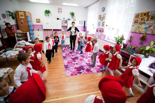 szkoła w mierkowie, mierków